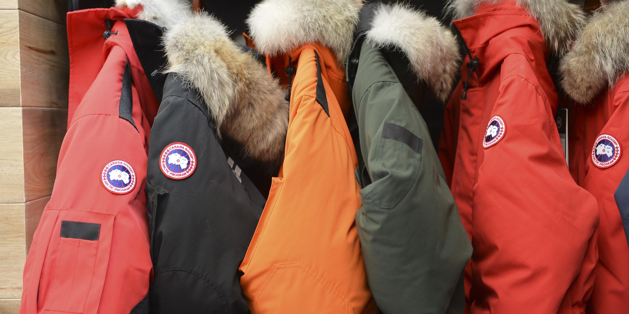 buy canada goose coats online
